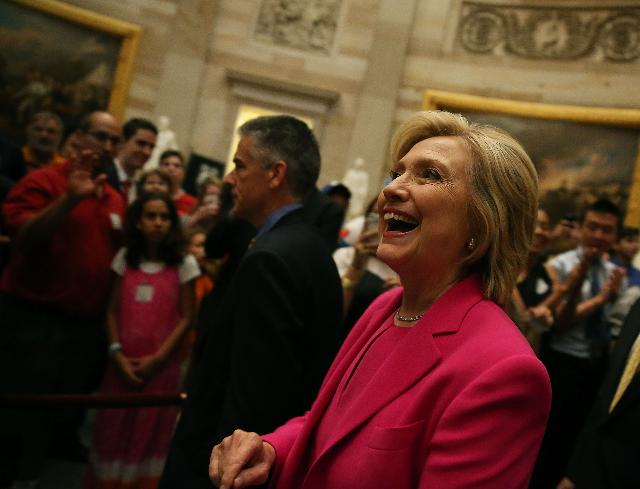 Hilary Clinton New York Speech
